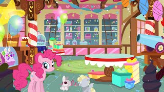 My Little Pony Pinkie Pie Party Day Friendship Celebration Cutie Mark Magic App Game!