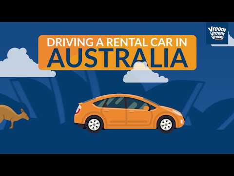 What You Need To Know About Driving A Rental Car In Australia