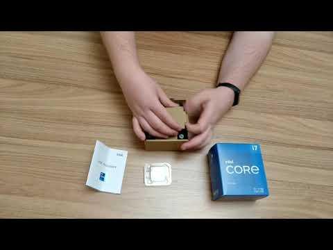 Процесор Intel Core i7-11700 2.5 GHz / 16 MB (BX8070811700) s1200 BOX