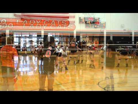 Aledo Ladycat Volleyball vs Ft Worth Southwest