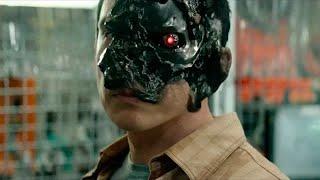 Мексиканский терминатор VS Баба-робот  Феминатор: Тёмные судьбы Terminator: Dark Fate