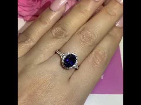 Lab Grown Gemstones – Roselle Jewelry