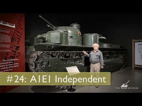 Tank Chats #24 Vickers A1E1 Independent