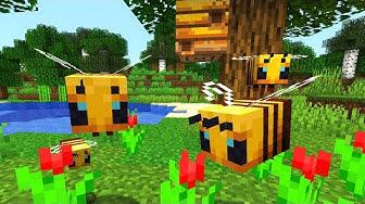 Neues Minecraft 1.15 Update! Bienen & Mehr! - Snapshot 19w34a