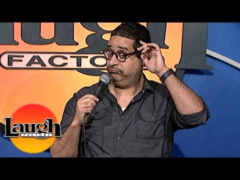 Erik Griffin - Biblical (Stand Up Comedy)