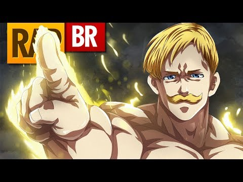 Rap do Escanor (Nanatsu No Taizai) Ft. VMZ | Tauz RapTributo 16 thumbnail