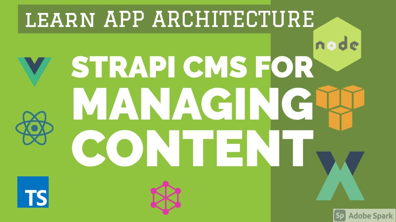 Strapi CMS for Managing Content