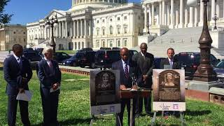 Senator Scott Speaks at 75th Anniversary of Integration of Baseball