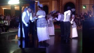 We Deh Yah Cultural Dancers - Lancers 1-5 (Martinique - June 2015)