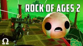 PLAYING WITH OUR BALLS AGAIN! | Rock of Ages 2 Ft. Delirious, Cartoonz, Gorilla