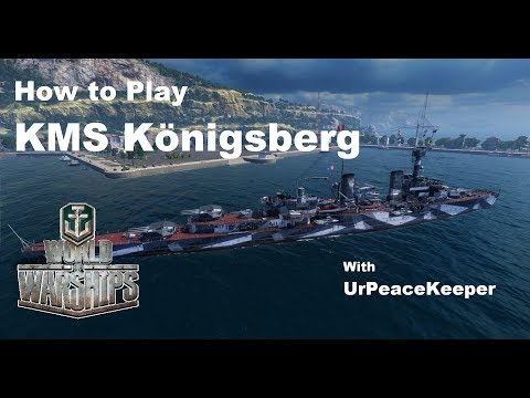 d45a78b80b0139 How To Play KMS Nürnberg In World Of Warships - YouTube