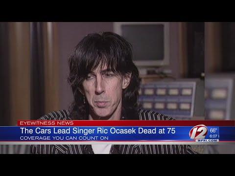 Rocker Ric Ocasek, Frontman Of The Cars, Dead At 75