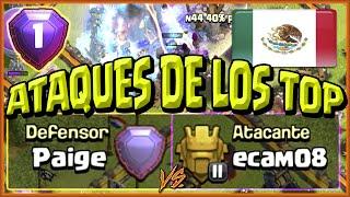 ATAQUE DE LOS TOP - ELSOMBRA - DESBANCANDO A UN LEYENDA - Clash of Clans - Español - CoC