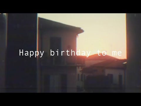 GRAZIE DI TUTTO.  (Video Importante!) | Happy Birthday To Me.