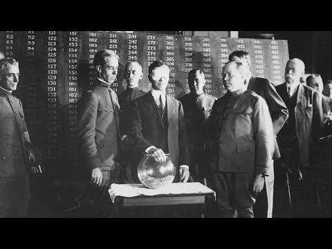 Origins of the U.S. Draft