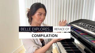Belle Explores... Yamaha Reface CP!