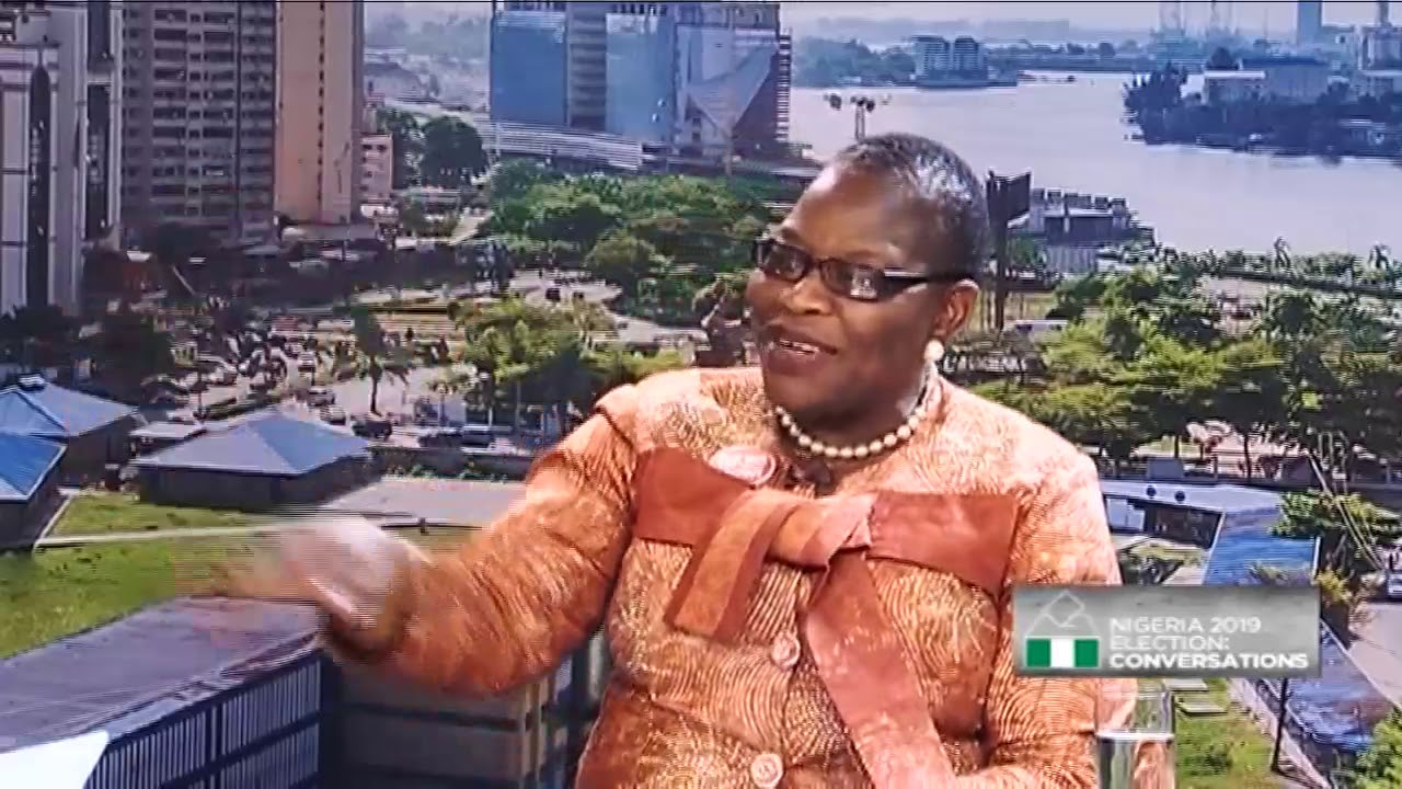 Nigeria 2019 elections: Obiageli Ezekwesili on Nigeria's development objectives