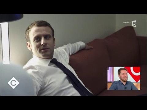 Macron, les coulisses de la victoire - C à vous - 08/05/2017