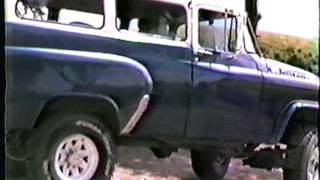 1965 Dodge Town Wagon Power Wagon dan casey