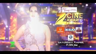 Sunny Leone | Zee Cine Awards 2017