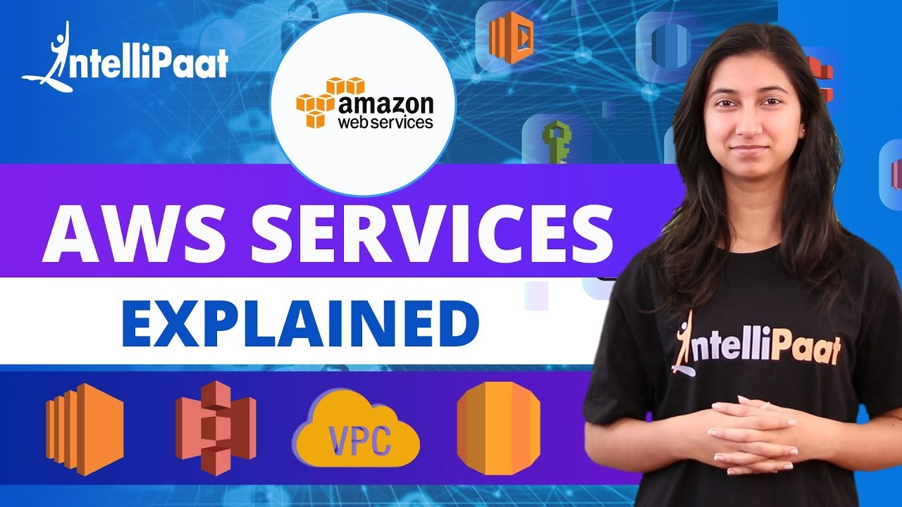 AWS Services | Cloud Computing Tutorial for Beginners | Intellipaat - YouTube