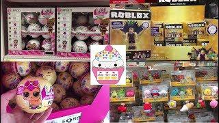 Toy Hunt 113 LOL Surprise Pets Glitter Dolls Roblox Pikmi Pops Num Noms Cereal FNAF Pokemon Hallmark