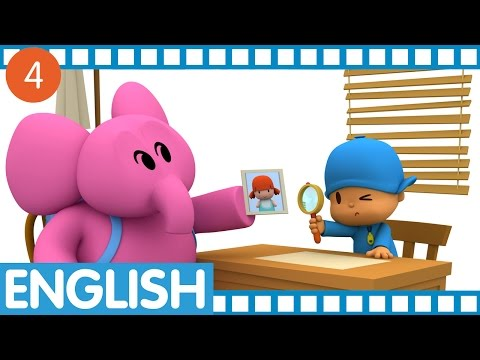 Pocoyo in English - Session 4 Ep.13-16