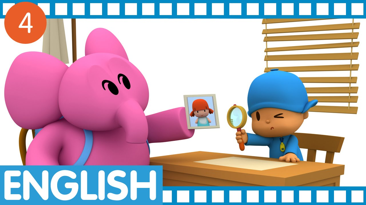 pocoyo in english session 4 youtube. Black Bedroom Furniture Sets. Home Design Ideas