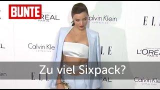 Miranda Kerr - Ist dieses Sixpack schon zu viel?  - BUNTE TV