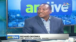 I used to be one of MPs upset with President Uhuru - Onyonka