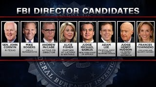 Video Who is being considered for top FBI post? download MP3, 3GP, MP4, WEBM, AVI, FLV Agustus 2017