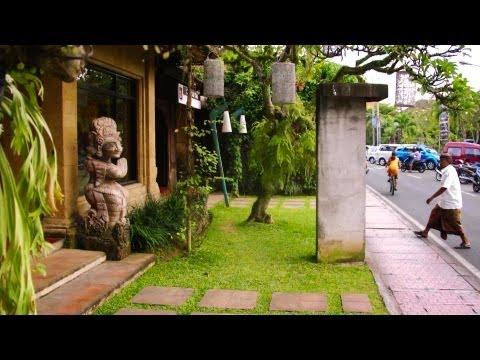 Ubud Town - Bali Indonesia