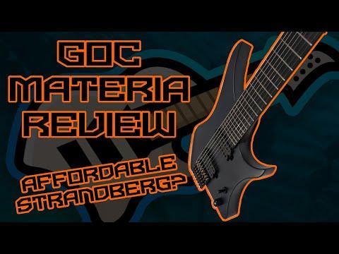 GOC Materia 8