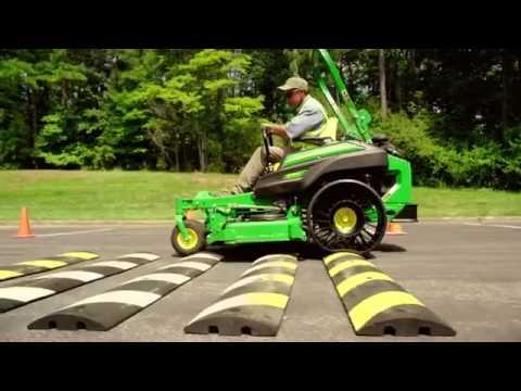 Michelin X Tweel Turf Airless Radial Tires For John Deere Ztrak Zero Turn Mowers You
