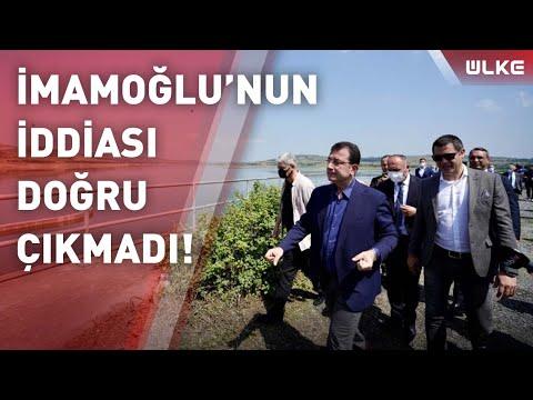 Ekrem İmamoğlu'nun ''Kanal