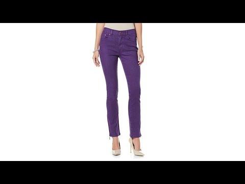 DG ClassicAnkleZip Skinny Jean. http://bit.ly/2WDEyq3