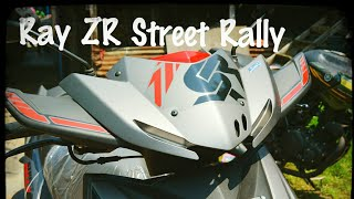 Yamaha RayZR Street Rally Sports || Something missing really???All pros and cons discussed.