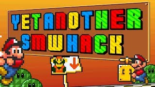 Yet Another SMW Hack • Great Super Mario World ROM Hack