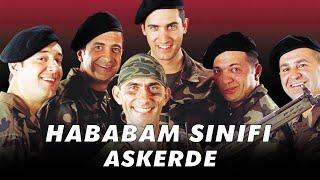 Hababam Sınıfı Askerde  Türk Filmi Tek Parça (HD)