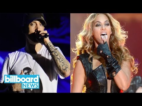 Eminem's First Single 'Walk on Water' Is Here & It Features Beyonce | Billboard News