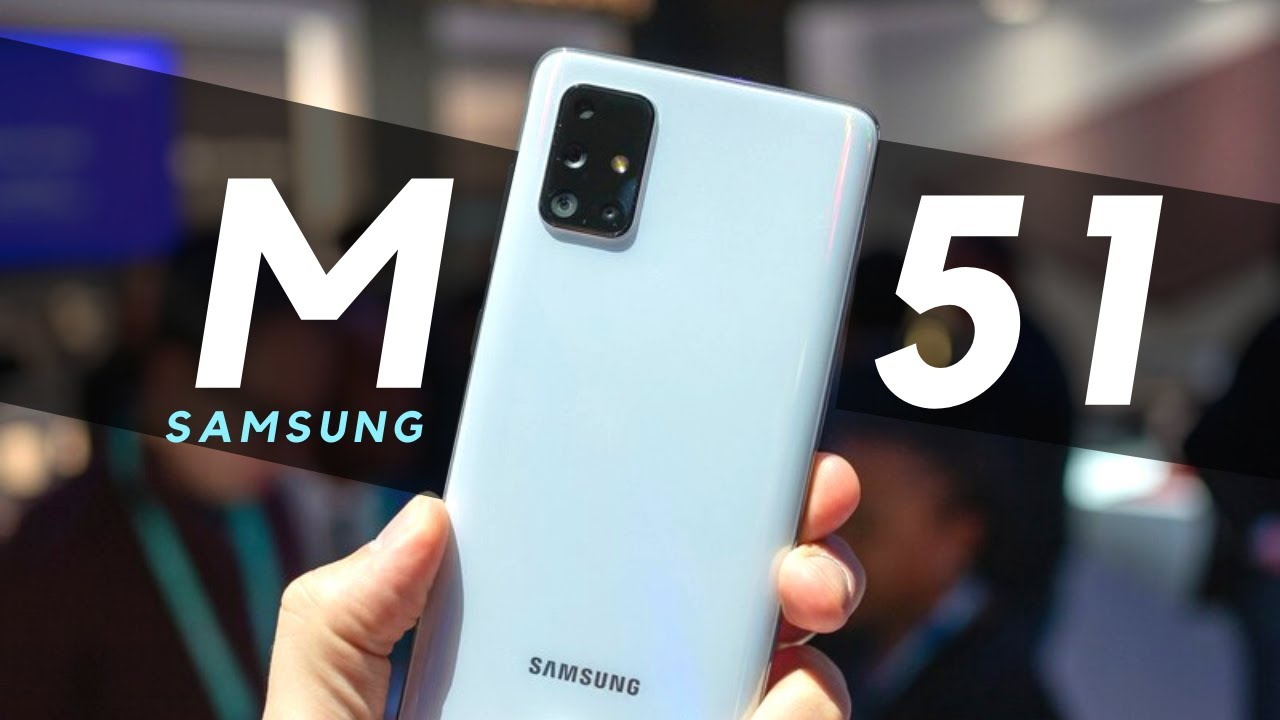 Samsung Galaxy M51 Specification 7000mah Battery 64mp Camera Launch Date Price In India Youtube