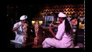 M-PeX & GAMELAN balinese musicians LIVE @ «TAB NOIR» (Bali, Indonesia) | 02-05