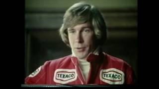 texaco advertisement 1970s with james and fred emney 1976