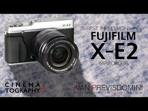 FUJIFILM X-E2 Mirrorless - Photography TEST
