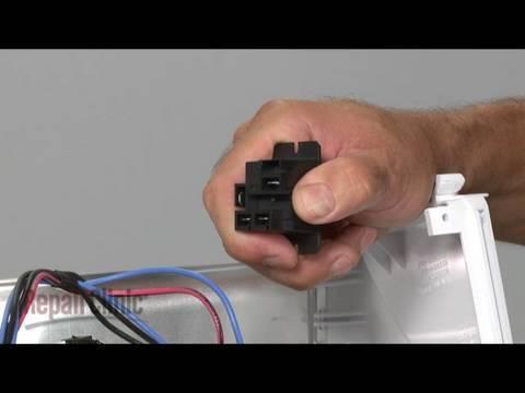Dryer Motor Heat Relay Replacement Whirlpool Kenmore 27