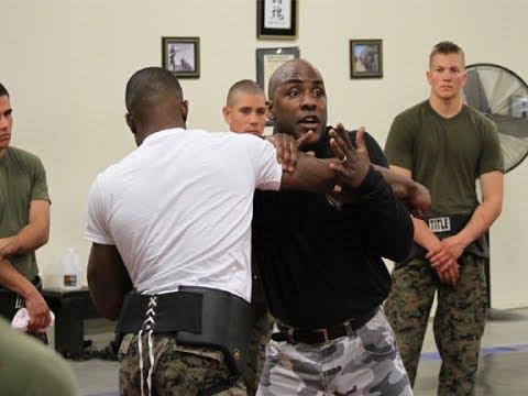 Senior Law Enforcement Edged Weapons Instructor interviewed