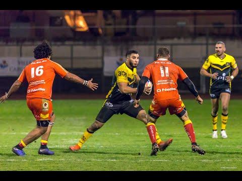 Carcassonne XIII - Palau Broncos, résumé et réactions (30/11/19)