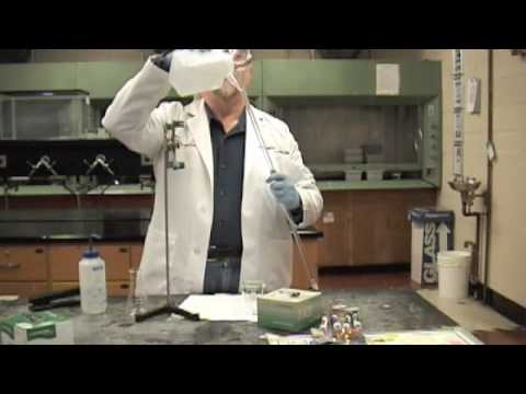 Burette Cleaning  YouTube