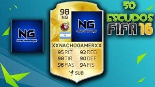 FIFA 16 | 50 De Los Mejores Escudos | FIFA 16: Ultimate Team (FUT 16)
