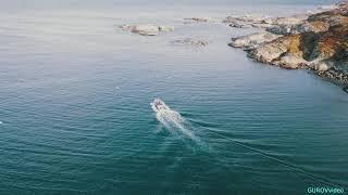 Самая лучшая подводная охота в Норвегии ,остров хитра 2019. Часть 1 Norvēģijas zem ūdens mediba 2019